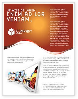 A very educational and computerized computer education in for Education brochure templates