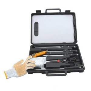 X-Treme 8pc Fishing knife set
