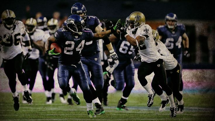 On Jan. 8, 2011, Marshawn Lynch's 67-yard run propelled the 7-9 Seahawks to a stunning upset of the reigning Super Bowl champion Saints. Here is the story of that incredible play.