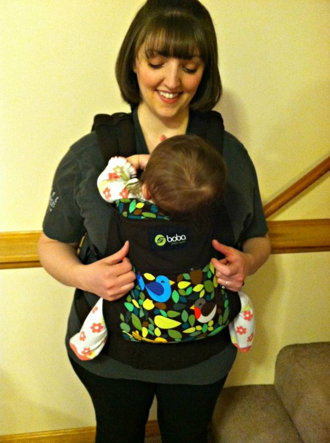 Boba Carrier Review {& Giveaway!} - Amazingly comfortable, many awesome features, excellent baby carrier!
