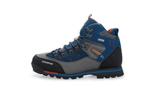 Men Hiking Shoes Waterproof leather Shoes Climbing & Fishing Shoes New popular Outdoor shoes #outdoorshoes