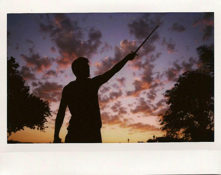 Swords &SilhouettesbyRachel Ellam