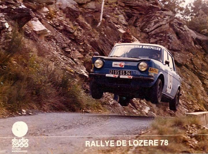 SIMCA JUMP #WRC #SIMCA