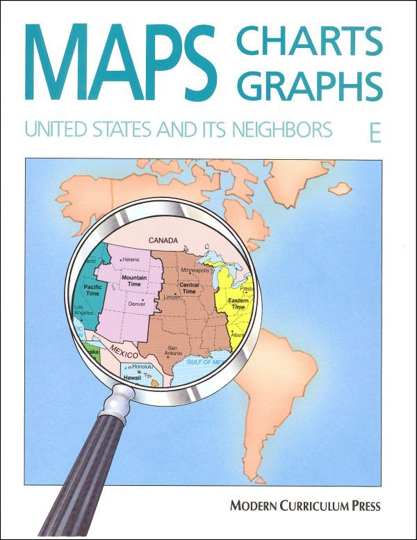 Best Map Skills Images On Pinterest Map Skills Teaching - Us map skills grade 5 instructional fair answers