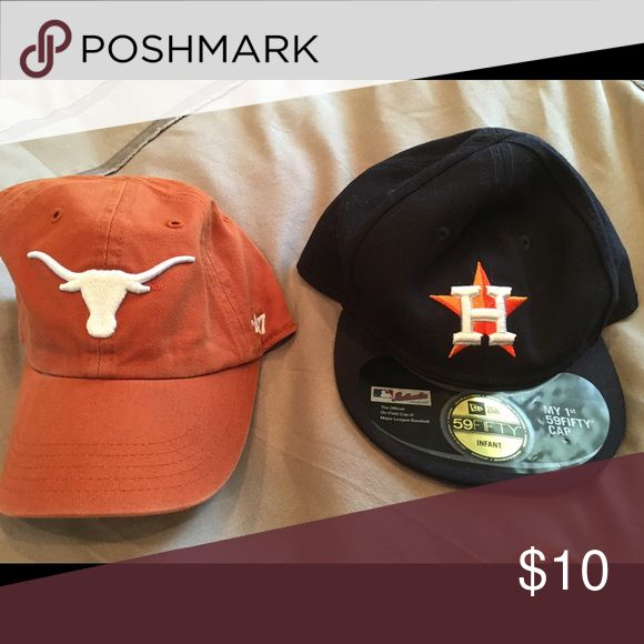 UT University of Texas infant ball cap Like new (never worn) Infant cap. Accessories Hats