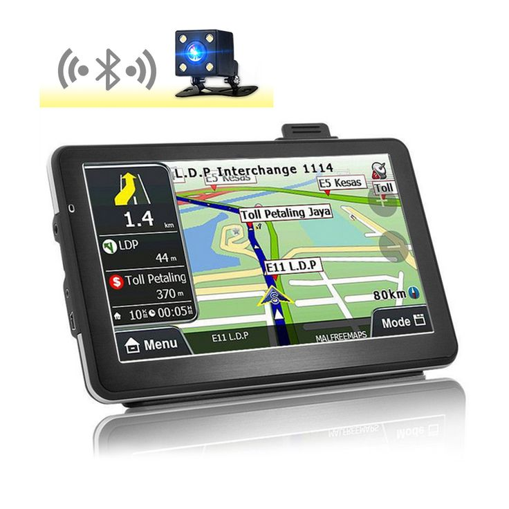 BUY now 4 XMAS n NY!  HYT H500 GPS Navigation Android 7 inch DVR Cam Car Rear View Camera Bluetooth WIFI Truck vehicle gps 8GB Russia/Europe MAP  <3 This AliExpress Offer can be found by clicking the VISIT button