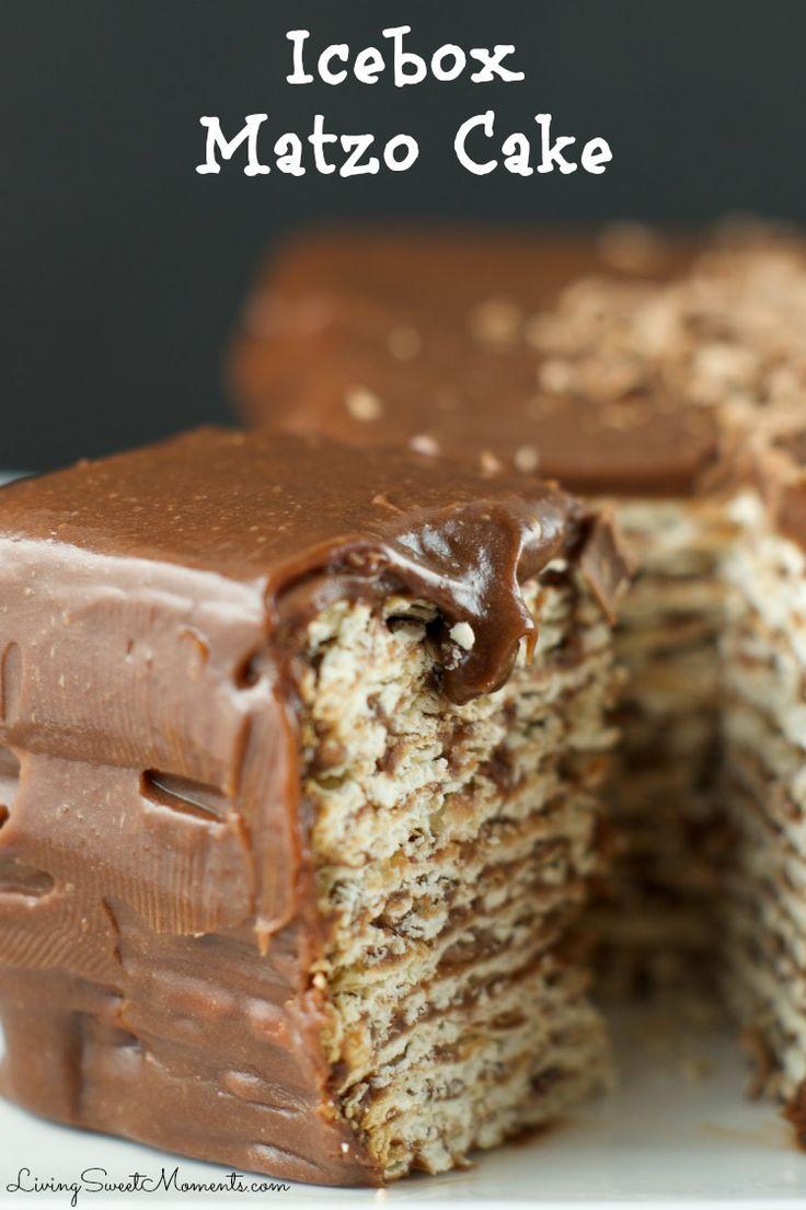 Pesach recipes cake