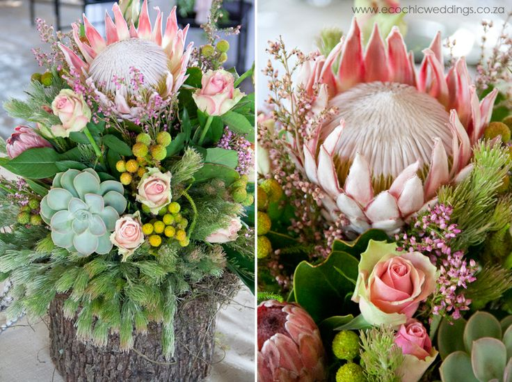 Johannesburg wedding flowers