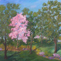 Featured Art - Blossom Time  by Bev Alldridge