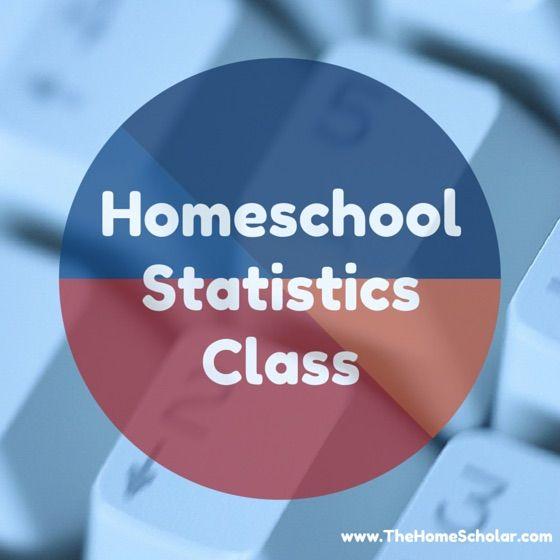 Homeschool Statistics Class