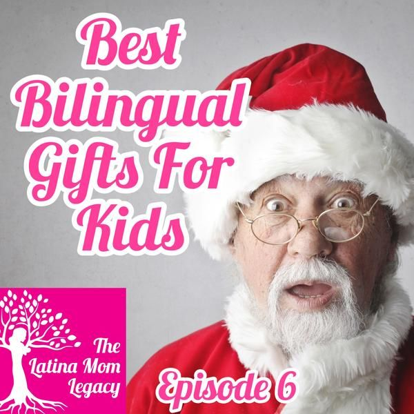Gifts For Latina Mom Christmas 2020 Episode 6   The Latina Mom Legacy   Kids Bilingual Holiday Gift