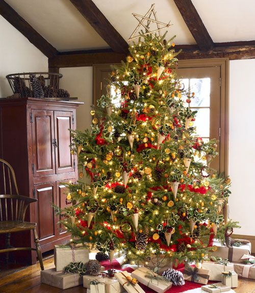 17 Best Ideas About Natural Christmas Decorations On