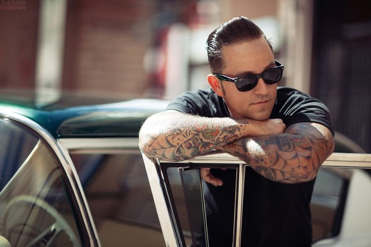 The Rockabilly model in redditor Kristic74's photoshoot ...