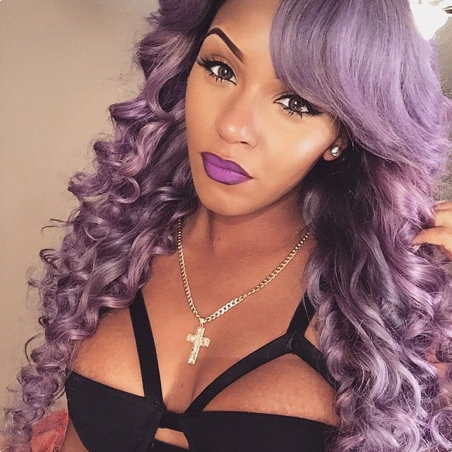 {{www.TryHTGE.com}} Try Hair Trigger Growth Elixir ============================================== {Grow Lust Worthy Hair FASTER Naturally with Hair Trigger} ============================================== Click Here to Go To:▶️▶️▶️ www.HairTriggerr.com ✨ ============================================== Stunning Lavender Curls and Makeup!!!
