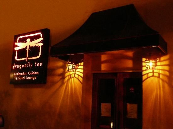 Would eat here every night if I could...Dragonfly San Juan PR