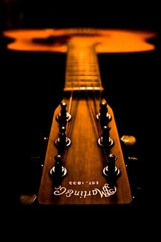 Martin Guitars, when I have money