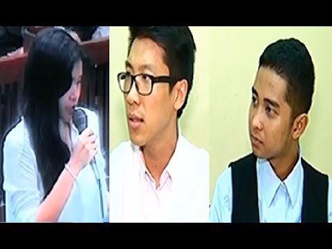 Jessica Wongso : 'Suami Mirna Beri Bungkusan ke Barista Olivier Sebelum ...