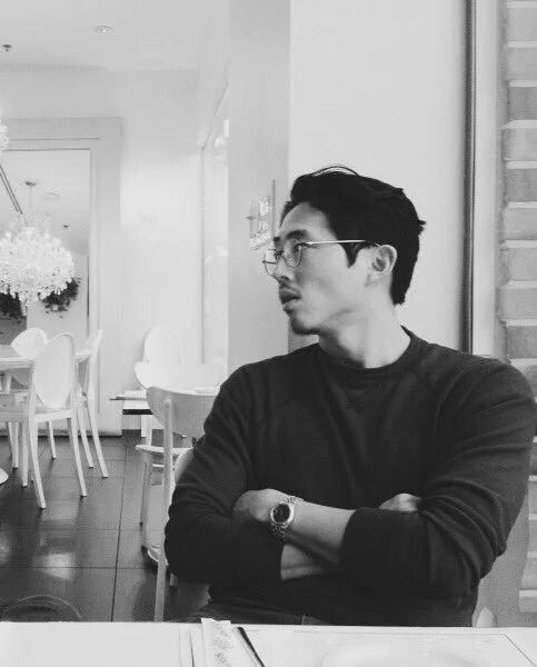 Steven Yeun - my aesthetic honestly