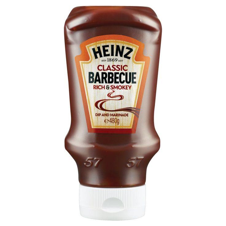 FREE Heinz Barbecue Sauce - Gratisfaction UK Freebies #freebies #freestuff #heinz