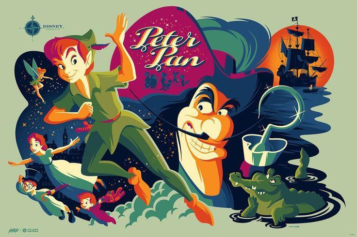 Grandir ? Pourquoi faire ? Trois ans après la première exposition Mondo entièrement consacrée à Disney, en collaboration avec Cyclops Print Works, voici les deux entités de retour avec une expositi…