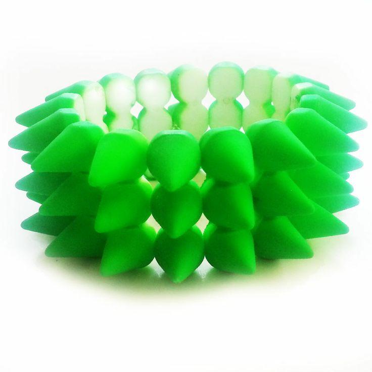 Yeşil Zımba Bleklik