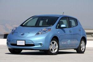 Win a 2012 Nissan Leaf with Bridgestone Tires
