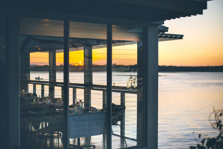 QLD - Rickys River Bar + Restaurant | Noosa Heads | Iconic fine dining restaruant on the Noosa River