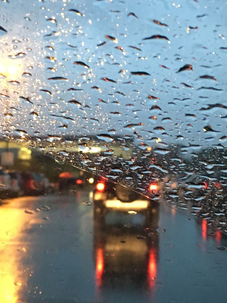"""Second Place:  """"The Rain on the Road"""" Description: The water reflection caught my attention. Submitted by Isabel Palomino #MiltonON"""