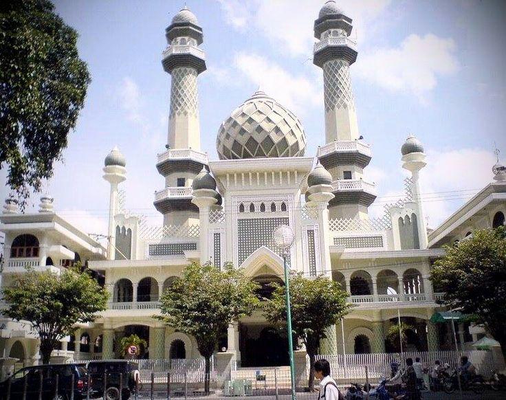 Masjid agung kota malang