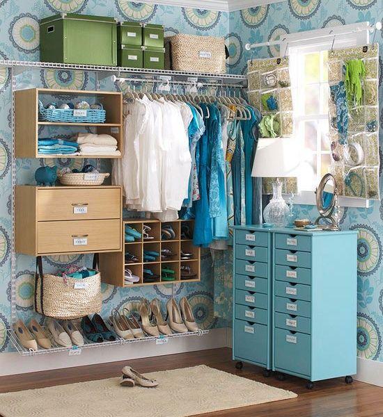 お店のようなおしゃれな衣類の収納術 | iemo[イエモ] | リフォーム&インテリアまとめ情報