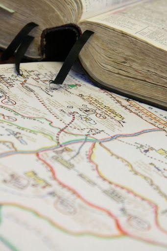 Book of Mormon study map – Alma 1-27