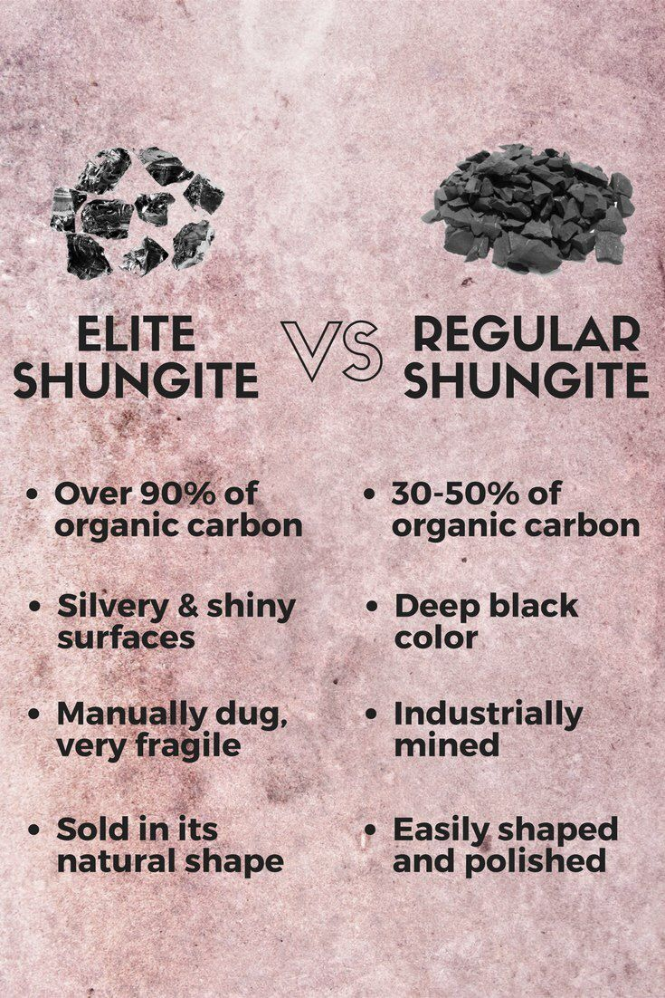 Check our new infographics on elite and regular shungite and share it with your crystal-loving friends! ✨ High-quality authentic shungite is available for sale in our website following the link attached 🙌 Find your perfect shungite piece! #shungitestone #eliteshungite #crystalmagic #crystalpower #crystalenergy #crystalprotection #crystalhealing #crystallove #crystallover #crystalhealing #healingcrystals #energyhealing #KarleianHeritage