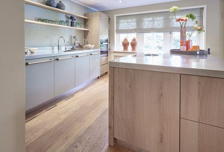 Moderne keuken van Houtwerk Hattem | Nederland