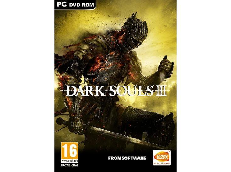 on aime NAMCO Dark Souls 3 UK PC chez Media Markt