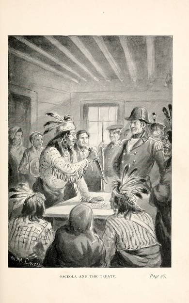 an overview of the history of seminole indians and the war with the united states Kids learn about native american indian seminole tribe their history, language,  clothing, food, homes, fun facts, and government.