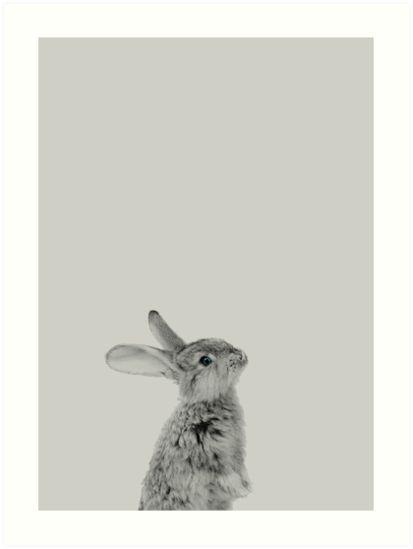 Wir sind total verliebt in diesen kleinen Osterhasen. Als Poster oder Leinwanddruck macht er sich super als Osterdeko, was meint ihr?