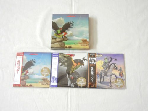 Budgie-JAPAN-3-titles-Mini-LP-SHM-CD-SS-PROMO-BOX-SET