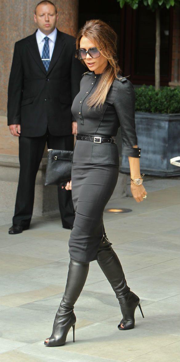 PHOTO: Victoria Beckham Mocks Marc Jacobs - Celebrity Gossip, News & Photos, Movie Reviews, Competitions - Entertainmentwise