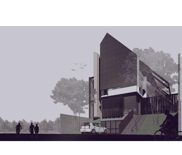 GOLDCOAST RW House by MODERNSPACE modernspacedesign.com
