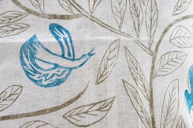 Textile inheritance (House and Garden)