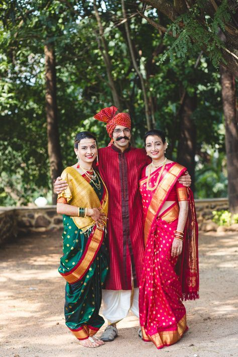 Pranjali and Ameya | Maharashtrian Wedding | Khandala