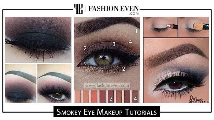 15 Best Smokey Eye Makeup Tutorials To Try In 2020 In 2020