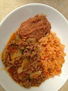 Picadillo (Carne picada con papas): Receta