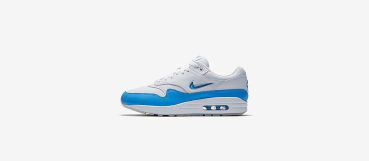 Nike Air Max 1 Premium Jewel – University Blue, , #snkr, #sneaker, #sneakers, #sneakerhead, #solecollector, #sneakerfreaker,  #nicekicks, #kicks, #kotd, #kicks4eva #kicks0l0gy, #kicksonfire, #womft, #walklikeus, #schuhe, #turnschuhe, #yeezy, #nike, #adidas, #puma, #asics, #newbalance #jordan, #airjordan, #kicks