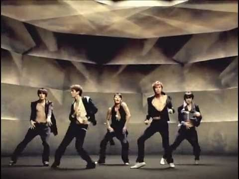 DBSK - Mirotic (Dance Version)--I love the dance for this, very smooth, a classic of kpop.