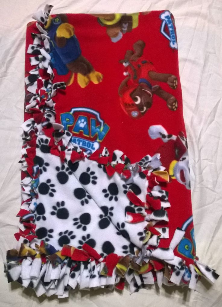 45 Best No Sew Blankets Images On Pinterest No Sew