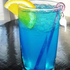 Blue Lagoon II Recipe