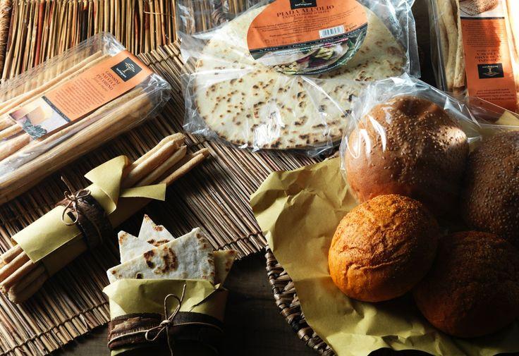 Ecco alcuni dei prodotti del #forno di San Patrignano.