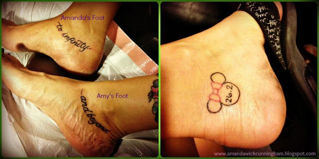 19 best marathon tattoos images on pinterest running for Half marathon tattoos