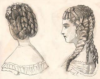 pioneer woman 1800s hair. vintage hairstyles 1800s pioneer woman hair h